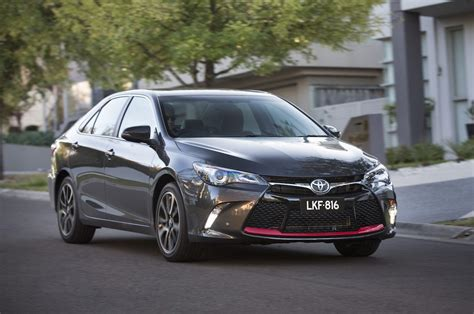 toyota camry 2016 toyota camry on sale in australia from 26 490