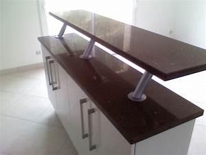 Plan De Travail Pour Bar : tables bars am nagements tout pour votre int rieur en ~ Dailycaller-alerts.com Idées de Décoration