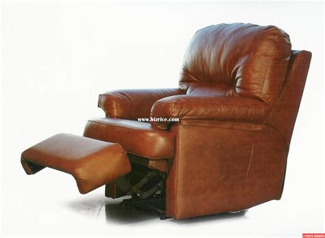 leather recliner chair china living room chairs for sale