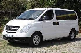Hyundai H1 Picture by White Hyundai H1 2012 11passengers For Rent With Driver
