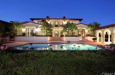 mediterranean home floor plans 16 9 million 13 000 square mediterranean mansion in