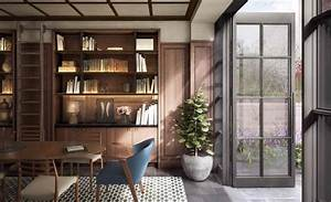 Check, Out, These, Luxurious, Residential, Libraries, In, Manhattan