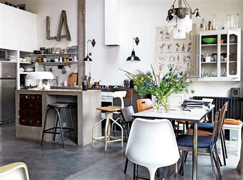 deco cuisine industriel le style industriel en soldes frenchy fancy