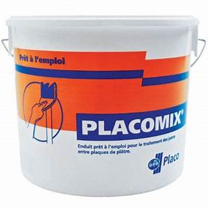 enduit colle multi usage placor c7 15kg castorama With enduit exterieur pret a l emploi