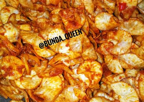 We did not find results for: Resep Keripik Singkong Balado oleh Queen's Kitchen - Cookpad