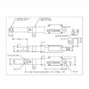 Linear Actuator Limit Switch Wiring
