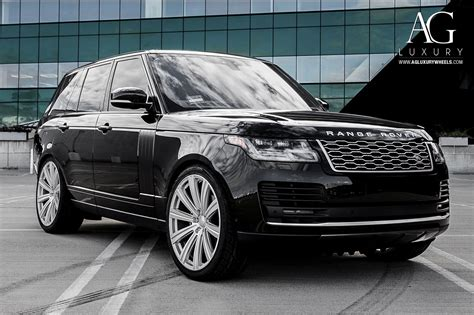ag luxury wheels land rover range rover flow form