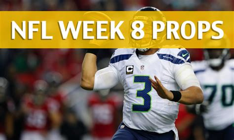 nfl week  prop bets  player props   season