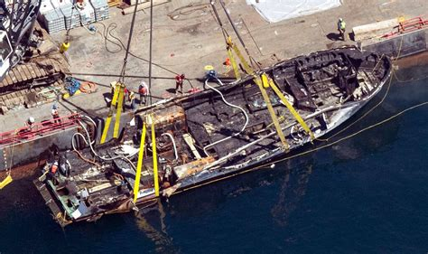 californias dive boat ghost ship fires share legal