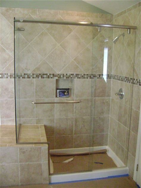 Hydroslide Shower Doors by 1000 Images About Bathroom On Tile Showers