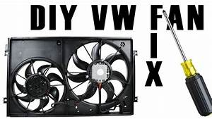 Fix A Vw Engine  Ac Fan  How To  Diy  2018