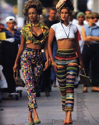 Fashion Friday 80s/90s Nostalgia | Twe1ve2