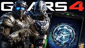 Gears Of War 4 Ranked Season Weapon Skins Emblems