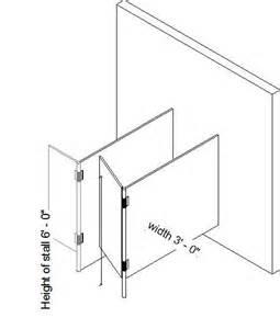 revitcity com object bathroom stall