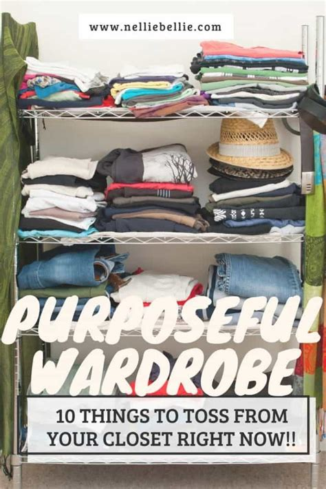 10 Reasons To Declutter Your Closet Right Now by 10 Things To Toss From Your Closet Right Now Clean Closet