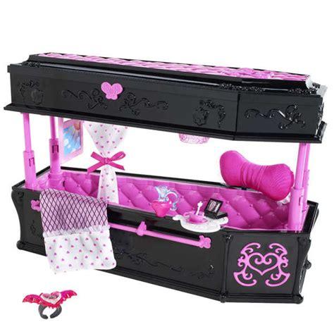 Monster High Room Decor Draculaura Jewellery Box Coffin