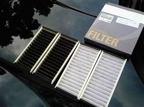 diy aldehyde cabin air filter installation page 4