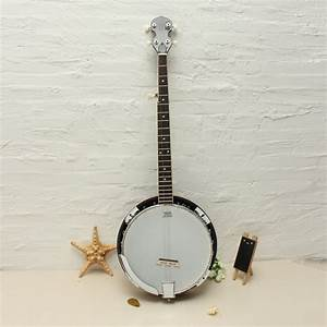 Buy 5-string Banjo Top Grade Exquisite Professional Wood ...