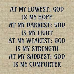 God My Everything Quotes