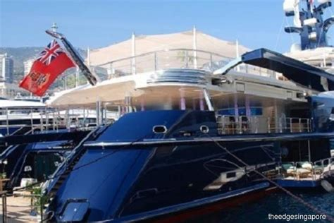 Yacht Jho Low by Indonesia Govt Seizes Jho Low S Us 260m Superyacht In Bali