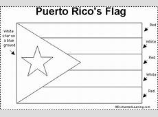 What Do The Puerto Rico Flag Colors Represent