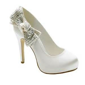 wedding shoes white places to shop for your white wedding shoes in uk a few suggestions