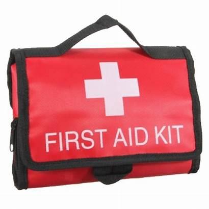 Aid Kit Transparent Medical Emergency Bag Background