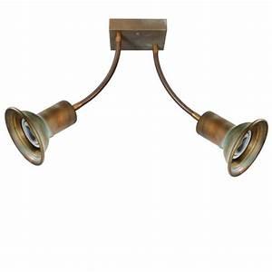 Lampe Flexible Arme : strahlerleuchte messing rustikal ~ Sanjose-hotels-ca.com Haus und Dekorationen