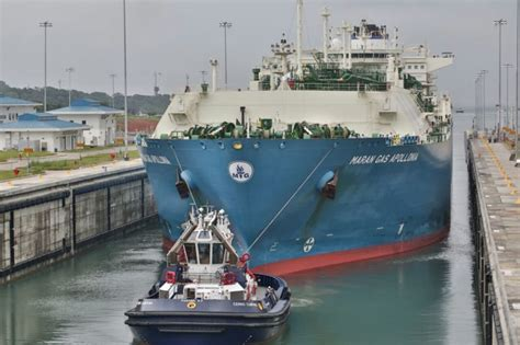 ship photos 1 000 vessels through the expanded panama