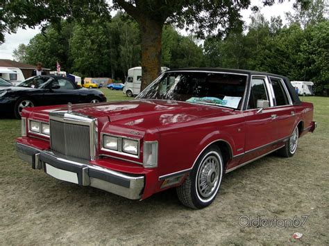 "Lincoln Town Car 1st generation-1983 - Oldiesfan67 ""Mon ..."