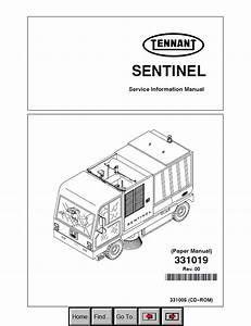 Tennant Sentinel Download Service Information Manual Pdf