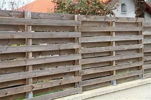 Gartenzaun Sichtschutz Ideen : gartenzaun ideen 22 inspirierende ideen aus holz metall und stein teil 8 ~ Frokenaadalensverden.com Haus und Dekorationen