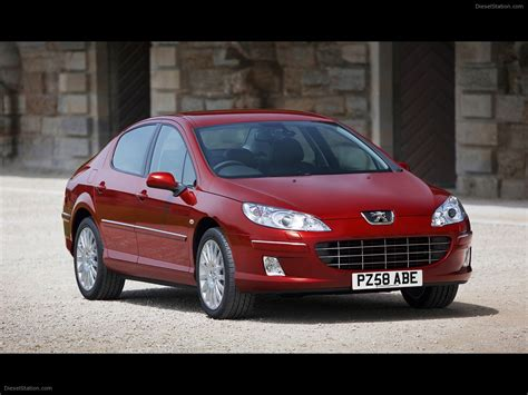 The New 2009 Peugeot 407 Exotic Car Image 04 Of 28