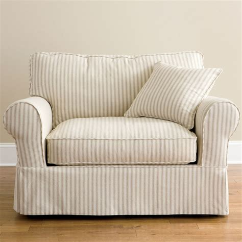jcpenney furniture brand friday stripe slipcovered