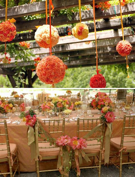 summer wedding decoration ideas wilmide s 2011 fall pink colored satin Summer Wedding Decoration Ideas