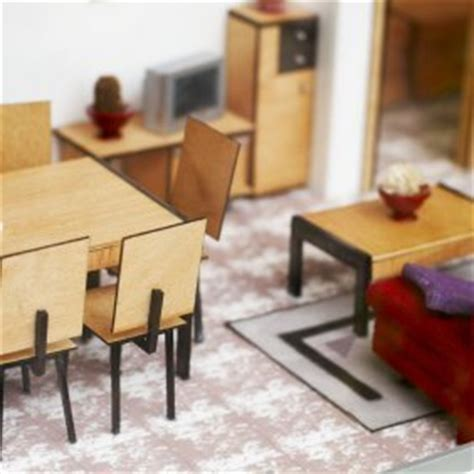 Homemade Living Room Furniture making doll furniture thriftyfun