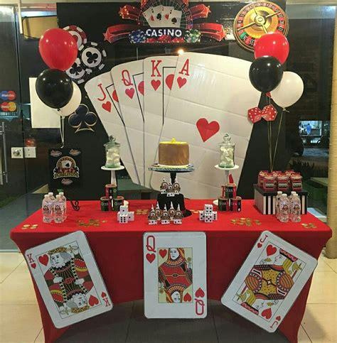 husband casino night birthdays party   pinterest