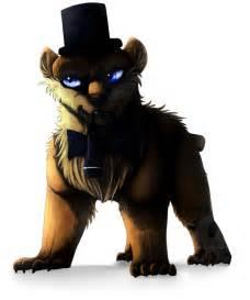 Fan Freddy Art Golden Fazbear