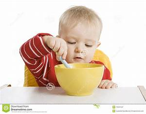 Boy Eating Breakfast Royalty Free Stock Photography ...