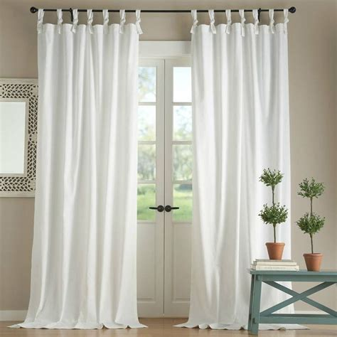 curtains hang them 30 cm above windows home