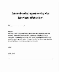 7+ Meeting Email Examples  PDF