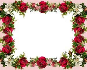 Red Rose Border Png Jinifur Border Roses By - Hot Girls ...