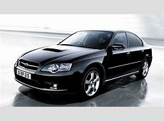 2004 Subaru Legacy B4 Wallpapers & HD Images WSupercars