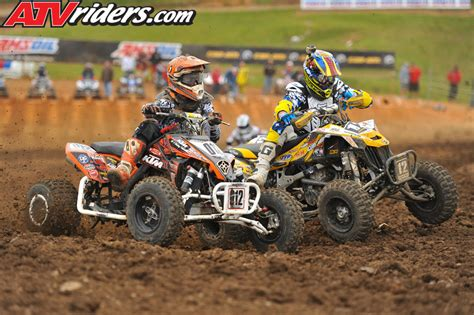 motocross race classes ama atv motocross round 2 muddy creek amateur race
