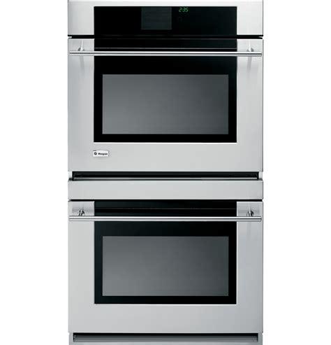ge monogram  double wall oven zetrmss ge appliances