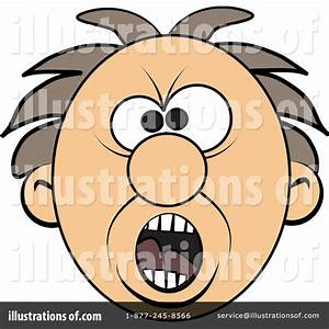 Screaming Face Clipart - Clipart Suggest