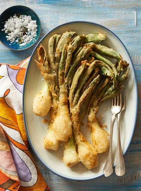 deep fried spring onions recipe nyt cooking