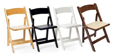 chairs padded folding chairs av rental