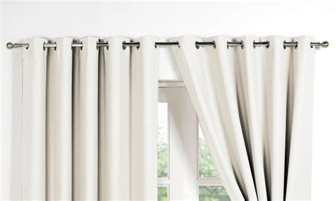 Blackout Thermal Eyelet Curtains Best Curtain Color For Living Room Top 10 Shower Curtains Rail Ceiling Mount Design 2016 White Cotton Voile Tab Rings With Hooks India L Shaped Argos Gray Blackout Short