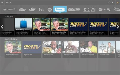 cuisine tv replay sling tv adds replay to all viacom channels cord cutters